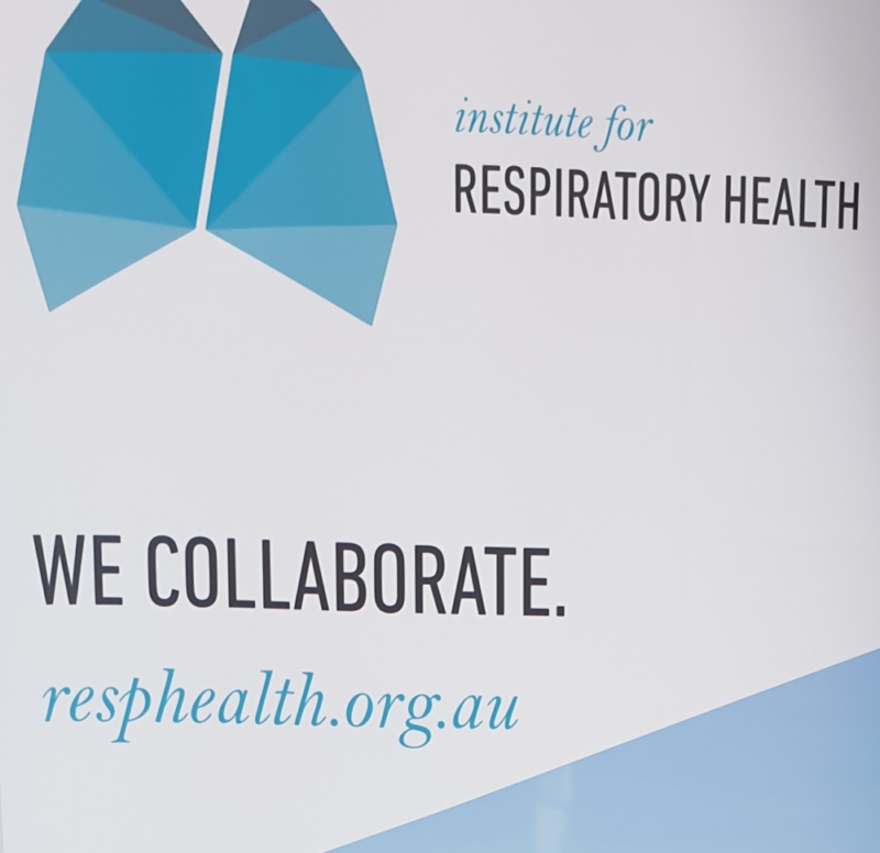 Community Forum by the Institute of Respiratory Health W.A.