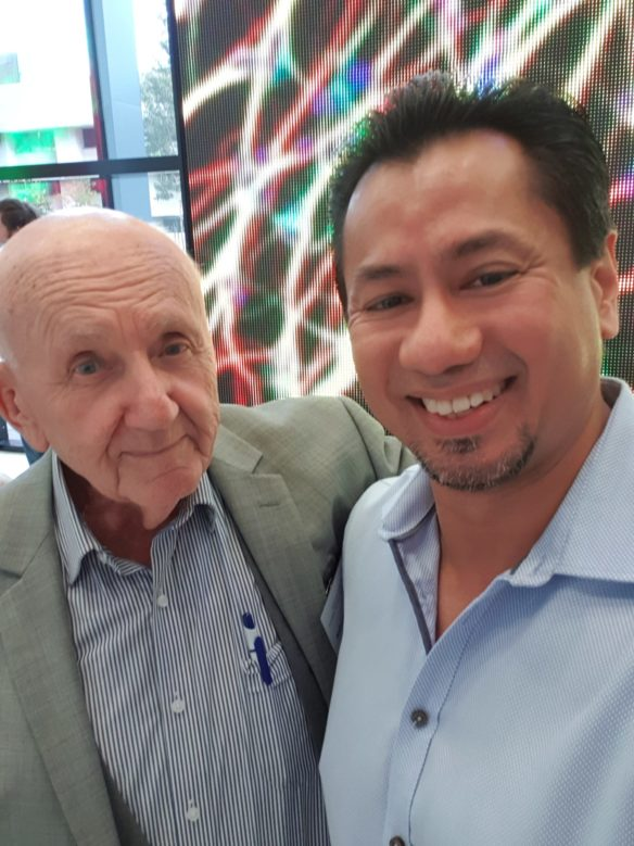 Meeting Robert Vojakovic AM JP PRESIDENT ADSA